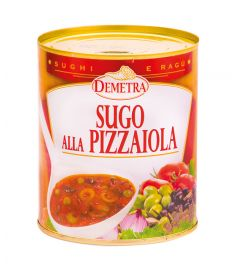 Pizzaiola-Soße 820g DEMETRA