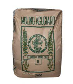 Mehl 0 W190 25Kg MOLINO AGUGIARO