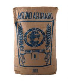 Mehl 0 W230 25Kg MOLINO AGUGIARO