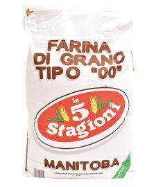 Mehl 00 Manitoba 25Kg LE 5 STAGIONI