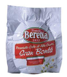 Gran Bontà Kochschinken Hohe Qualität 8,5Kg BERETTA