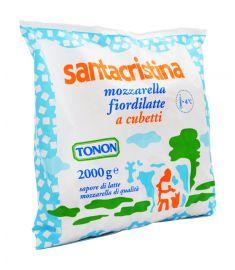 Mozzarellawürfel Fior di Latte 3x2Kg SANTA CRISTINA TONON