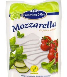 Mozzarella Stange 15x1Kg CAMMINO D'ORO