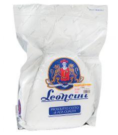 Castagna alta qualità Gekochter Schinken 7,5Kg LEONCINI