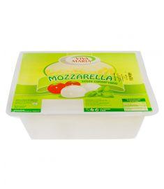 Mozzarella Julienne 4x2,5Kg VALDORA