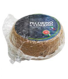 Pecorino Il Cenerino Schafskäse 1,2Kg CASEIFICIO MAREMMA