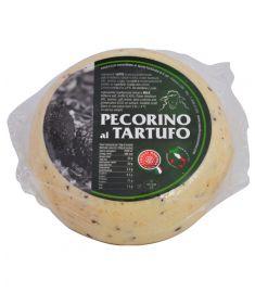 Pecorino al Tartufo Schafskäse (30/60Tage) 1,2Kg CASEIFICIO MAREMMA