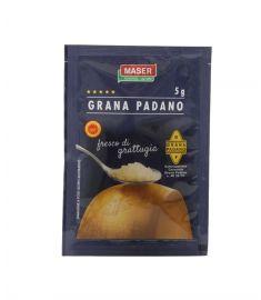 Grana Padano Gerieben 200x5g Einzelportionen 9Monate Gereift MASER