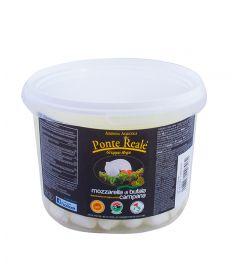 Büffelmozzarella Campana DOP 10g 1Kg PONTE REALE