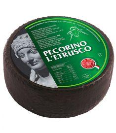 Pecorino L'Etrusco Schafskäse (30/60Tage) 2Kg CASEIFICIO MAREMMA