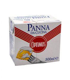 Kochsahne / Panna da Cucina Brik 500ml 23% OPTIMUS