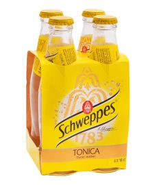 SCHWEPPES Tonic Water 0,18L