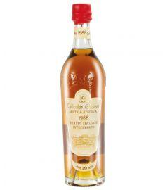 Vecchio Rovere 1988 ital. Brandy 46%Vol. 0,7L GIORI