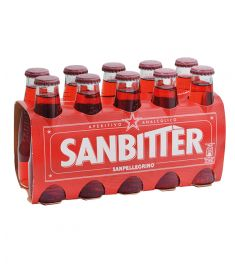 SANBITTER alkoholfreier Aperitif 0,10L