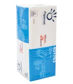 Papierhandtuch 23x24cm 2-lagig PAPERNET