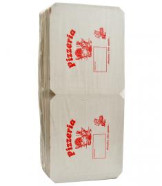 Deckel für Pizzawürfel 29,5x29,5 200Stk LINER