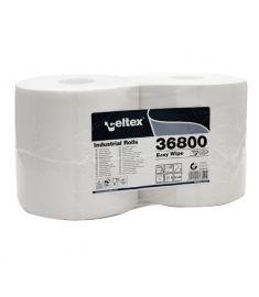 Papierhandtuch Rolle 2-lagig ELTEX