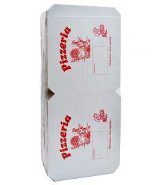 Deckel für Pizzawürfel 32,5x32,5cm 20Stk LINER