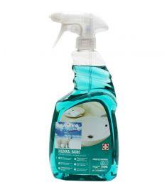 Flüssigreiniger Bad 6x750ml SANITEC