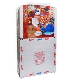 Pizzakarton 40x40x4cm Ischia LINER
