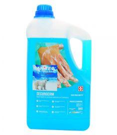 "Seife ""Securgerm"" m/Spender antibakteriell 5Kg SANITEC"