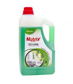 Spülmittel Zitrone 5L MATRIX