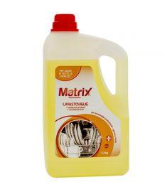 Geschirrspülmittel hartwasser 5,5L MATRIX