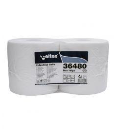 Papierhandtuch Rolle 2-lagig 800 Blatt CELTEX