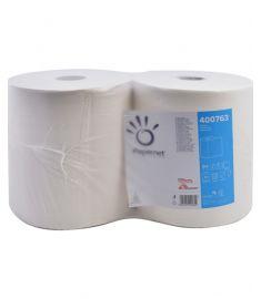 Papierhandtuch Rolle 2 lagig 800 Blatt CARTATTIVA