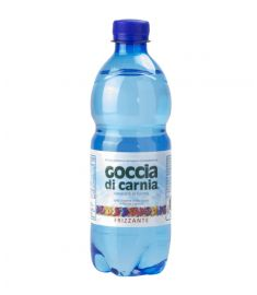 Mineralwasser prickelnd 0,5L GOCCIA D CARNIA