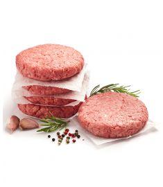 Hamburger 100% Rind dryaged 20x200g DANISH CROWN BEEF