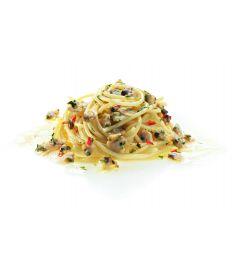 Spaghetti alle Vongole 350g FIORDIPRIMI