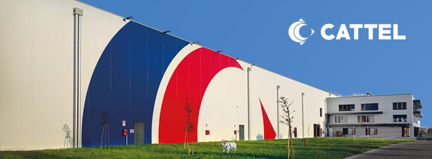 CATTEL neue Firmensitz